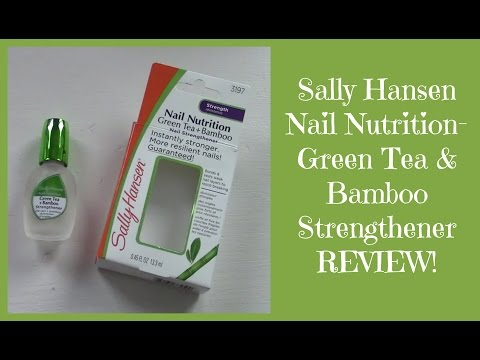 Sally Hansen Nail Nutrition Nail Strengthener Sally Hansen Nail Nutrition