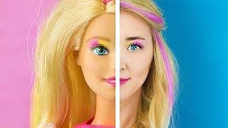 Last Minute DIY Halloween Costume Ideas! Barbie Outfit. Giant Squishy Ice Cream Bar Costume