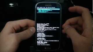 How to Install CyanogenMod 10 on the Samsung Galaxy S3