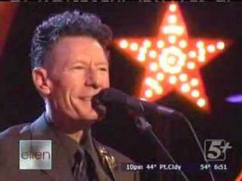Lyle Lovett - Make It Happy
