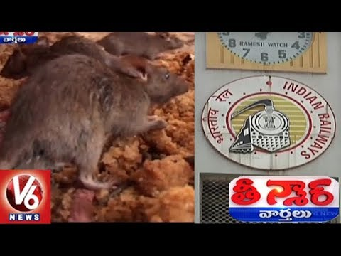 Rat Bite Victim Wins Case Against Indian Railways | Teenmaar News