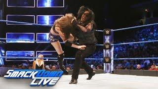 Tamina vs. local competitor: SmackDown LIVE, Aug. 29, 2017