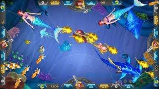 Bắn Cá Ăn Xu - Cá Mập - Nàng Tiên Cá - Nhạc Thiếu Nhi - Cá Vàng Bơi, SuSu TV.