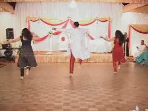 Amit & Fritzis Engagement Ceremony - Dance 2