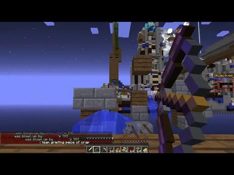 La Guerra in Minecraft: Project Ares | Bombardamenti di TNT e tentativo di costruire un ponte!
