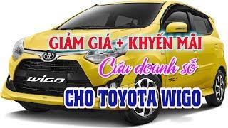 Cứu doanh số cho Toyota Wigo bằng giảm giá sâu + khuyến mãi lớn | Thị trường ô tô xe máy