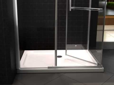 duschkabine videolike. Black Bedroom Furniture Sets. Home Design Ideas