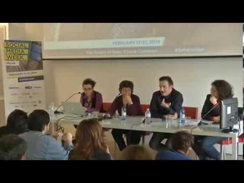 Rete e social nel mondo dell'arte e della letteratura - Social Media Week Milan 2014