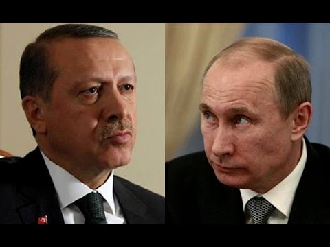 Putin Issues Ultimatum to Turkey: Stop Supporting ISIS or Face Break in Diplomatic Relations