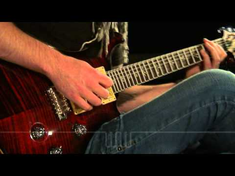 Ruud Jolie (Within Temptation ,Maiden United ,For All We Know) 'Iron' Solo on PRS Custom24 25th