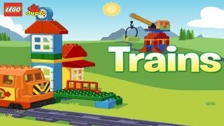 LEGO® DUPLO® Train - Universal - HD Gameplay Trailer