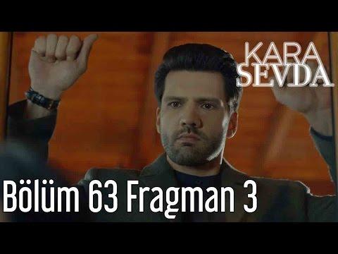 Kara Sevda 63. Bölüm 3. Fragman