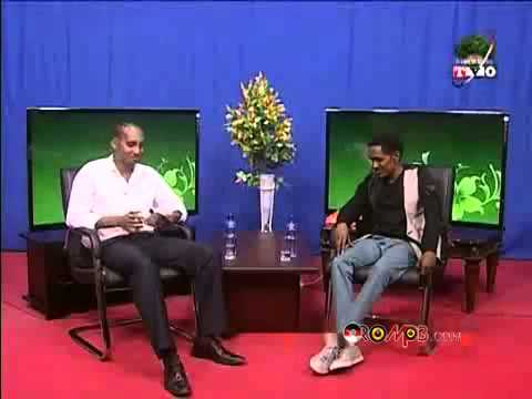 Oromo Music   Hachalu Hundessa   Interview part2 of 5