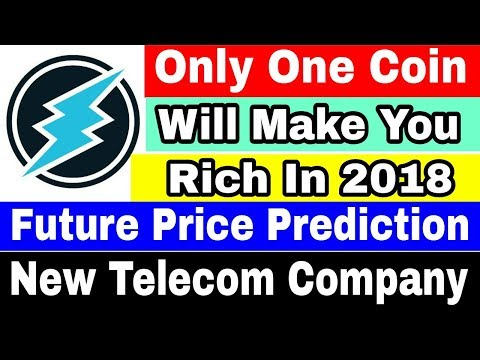 Electroneum Price Prediction In 2018 || New Telecom Community || Make Huge Profit In Hindi/Urdu