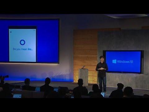 Windows 10 will feature Cortana