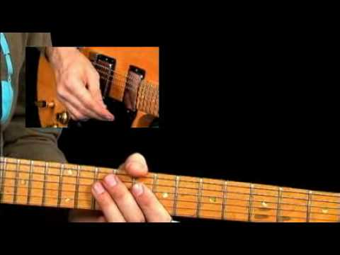 Funk Guitar Lessons - 50 Funk Guitar Licks - #36: Fire in Ohio