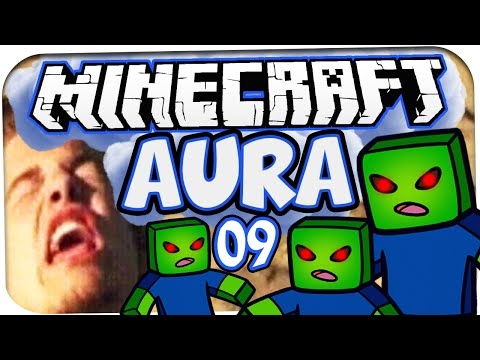 MINECRAFT: AURA ☆ #09 - UMZINGELT! ☆ Let's Play Minecraft: Aura