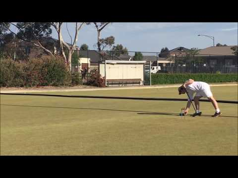 Croquet Robert Fletcher Sextuple 2016 Australian AC Open Doubles
