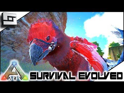 ARK: Survival Evolved - ALPHA ARGY TAMED! S2E5 ( Modded Ark Extinction Core )