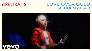 Клип Dire Straits - Love Over Gold