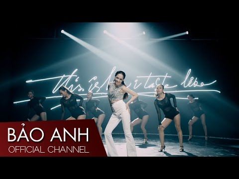 Bao Anh - Lan Dau ft. Mr.A (Official MV)
