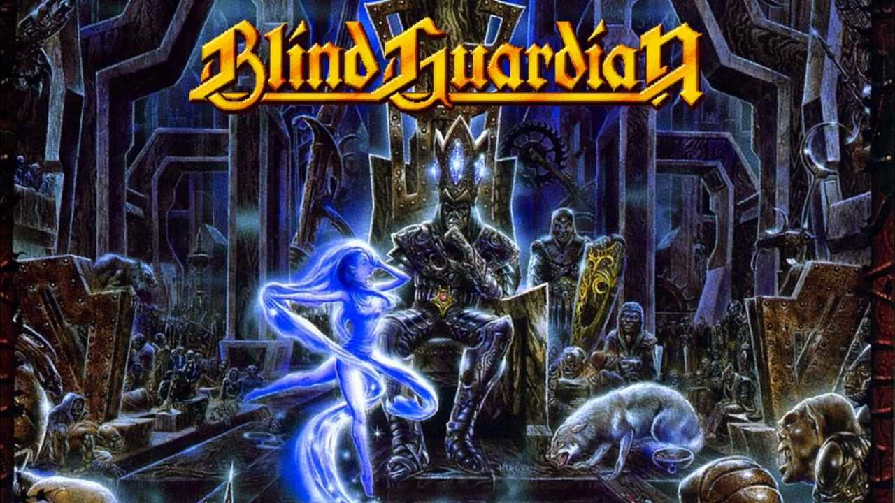 blind guardian mirror mirror lyrics youtube