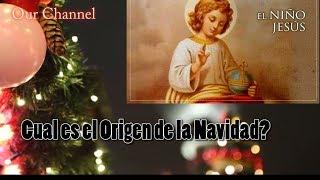 CUAL ES EL ORIGEN DE LA NAVIDAD, (ORIGENES)