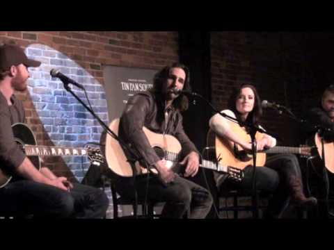 Jake Owen & Charles Kelley Kicks off Tin Pan South
