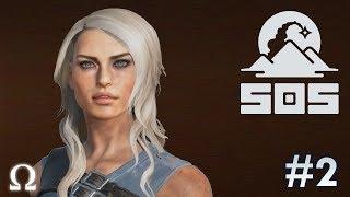 EAGLE CAMP CHAOS, CAN WE ESCAPE?!   SOS #2 Survival Multiplayer Gameplay Ft. Delirious, Randoms