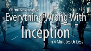 download lagu Everything Wrong With Inception In 4 Minutes Or Less gratis