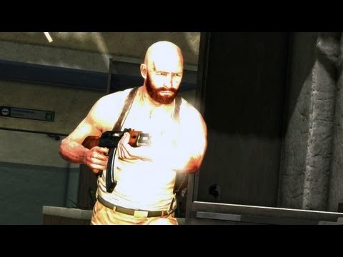 Max Payne 3 - Multiplayer Part 1 Gameplay