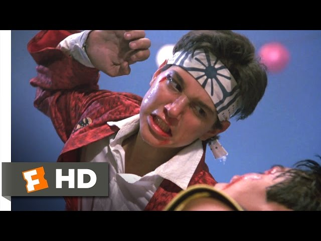 The Karate Kid Part II - Live or Die? Scene (10/10) | Movieclips thumbnail