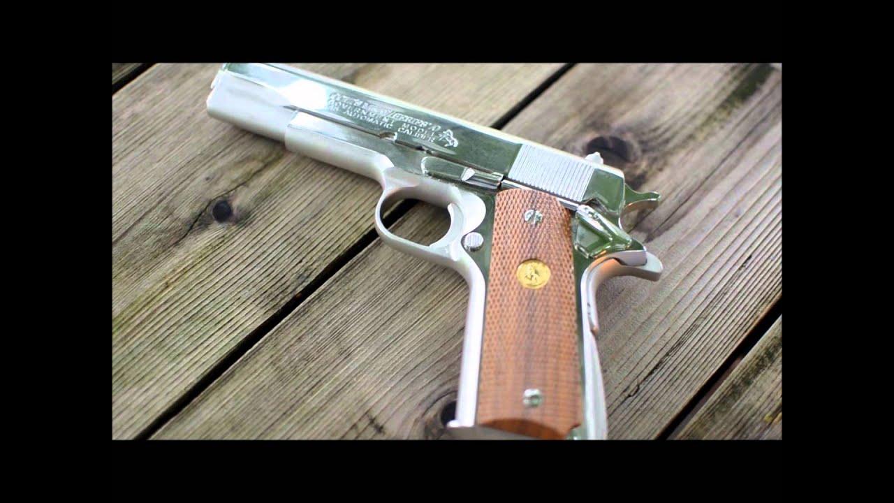 Colt mk iv series 80 serial number dating 10