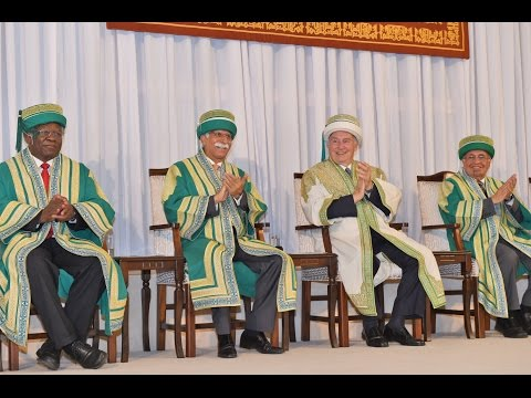 Aga Khan University 2015 Convocation in Nairobi, Kenya