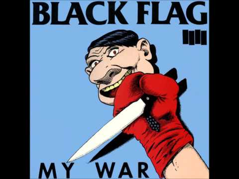 Black Flag - Nothing Left Inside