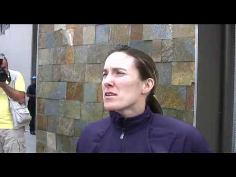 Justine Henin on Australian Open 2010