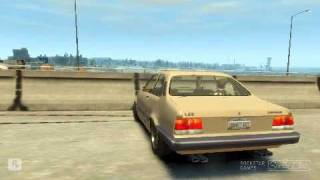 NIKO NO GTA 4 NO CHEVETTE TONTO