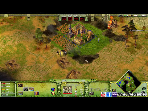 Age of Mythology The Titans - Campanha Titans (Level 10) - Ep.39
