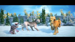 Ice Age: Continental Drift - Ice Age 4 Continental Drift muziekclip We Are Family
