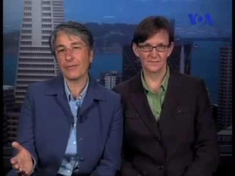 گفتگو با یک زوج همجنسگرا(لزبین) در آمریکا