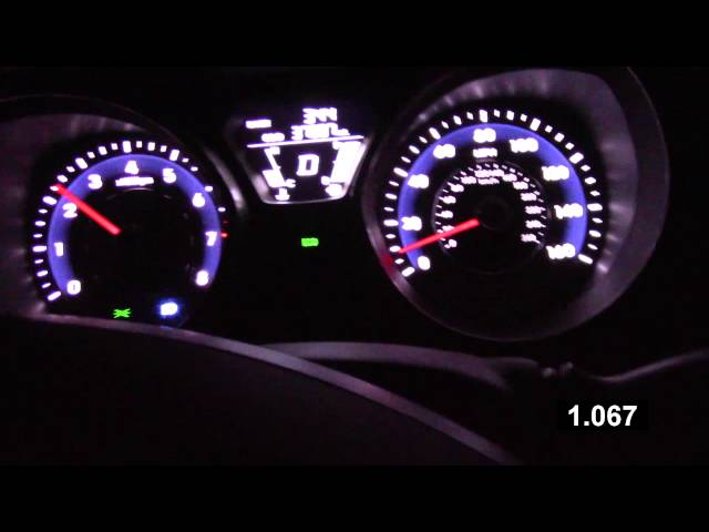 2013 Hyundai Elantra GLS Sedan 0-60