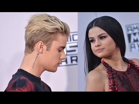 Justin bieber & selena gomez red carpet American Music Awards! 2015 ♛ Los Angeles, Ca thumbnail