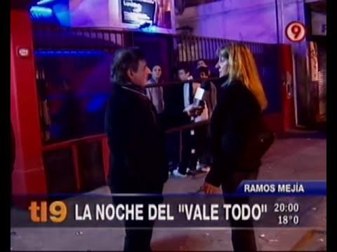 Pinar de Rocha Descontrol en Ramos Mejia