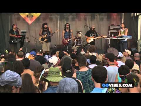 "Tribal Seeds performs ""Blood Clot"" at Gathering of the Vibes Music Festival 2013"