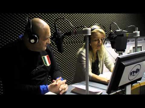 FABIO CLERICI INTERVISTA LA SCRITTRICE MARINELLA COLOMBO RADIO CITTA' BOLLATE 13/4/2014-PARTE 2
