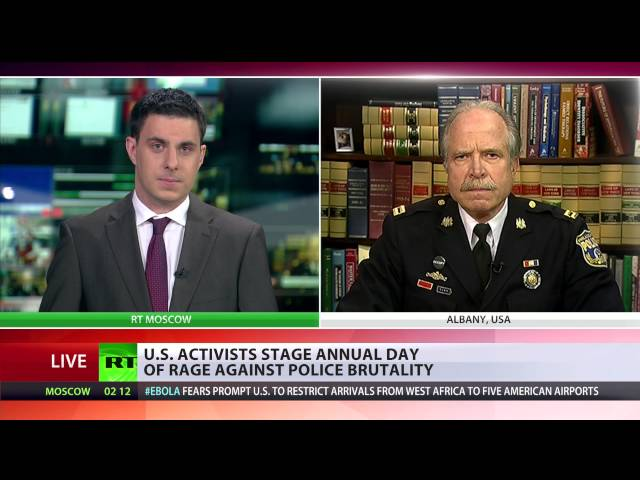 'Many protests against police brutality not big enough'