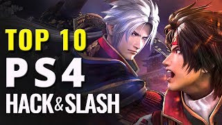 Top 10 Hack & Slash PS4 Games of All Time