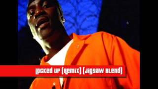 Akon Locked Up Remix ft 2Pac and Styles P