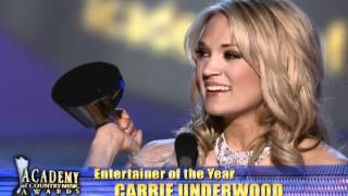 Download Lagu Carrie Underwood Wins Entertainer Of The Year - ACM Awards 2009 Gratis STAFABAND