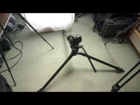 One of the best video tripods in the world - Manfrotto Mpro 535 first look